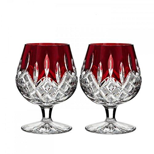 Lismore Brandy (Waterford Lismore Red Brandy, Pair by Waterford)
