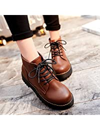 Hannea Designer Shoes Fashion In Europe And America With Pure Color Boots With Low Non-Slip Warm Boots And Waterproof...