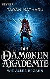 Die Dämonenakademie – Wie alles begann (German Edition)