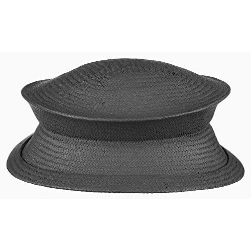 Chapeau Latrobea Seeberger chapeau pour femme chapeau de voyage Noir