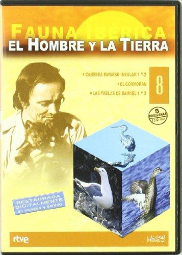 El hombre y la tierra vol.8 [DVD]