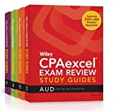 #8: Wiley CPAexcel Exam Review January 2017 Study Guide: Complete Set (Wiley Cpa Exam Review)