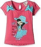 #8: 612 League Baby Girls' T-Shirt (ILS17I78017-6 - 12 Months-PINK)