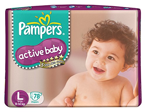 Pampers-Active-Baby-Diapers