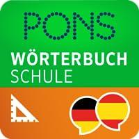 PONS Wörterbuch Spanisch - Deutsch SCHULE