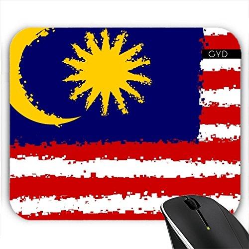 Muismat - Malaysia A 8 Bit by Cadellin