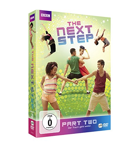 The-Next-Step-Part-Two-2-DVDs