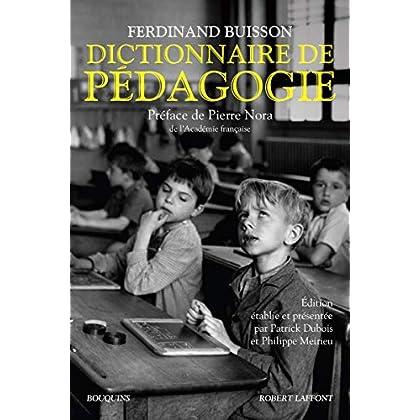 Dictionnaire de pédagogie (01)