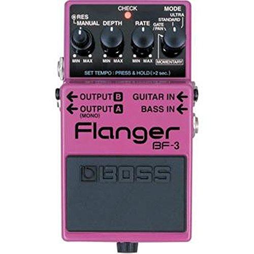 Boss BF3 Flanger Gitarren-effekte Pedal