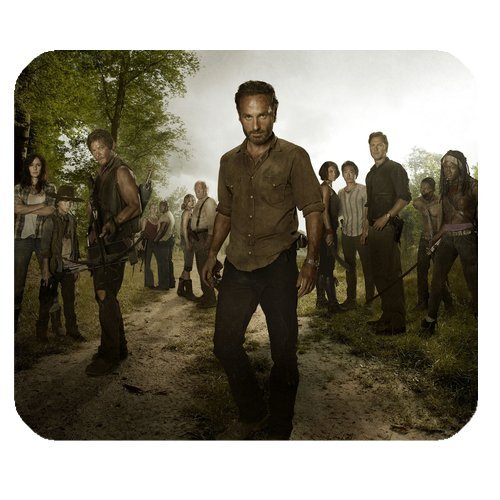 Preisvergleich Produktbild Custom Standard Rectangle Gaming Mousepad - The Walking Dead Mouse Pad WRM-906