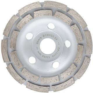 Diamant Schleifteller 125 Fliesenkleber abschleifen entfernen Estrich Fräser Beton Schleifen Schleiftopf Schleifscheibe - ADT Diamantwerkzeuge