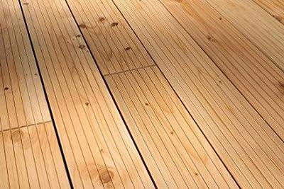 Terrassendielen Douglasie, 25 x 145 mm, 3,00 m lang von Woodstore Handelsgesellschaft auf Du und dein Garten