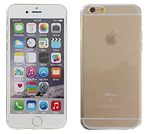 3Q iPhone 6 Plus Case iPhone 6S Plus Case silicone Crystal Clear Cover Sleeve transparent i-Phone 6 Plus Cover Apple Skin Ultra-Slim 5.5 inch