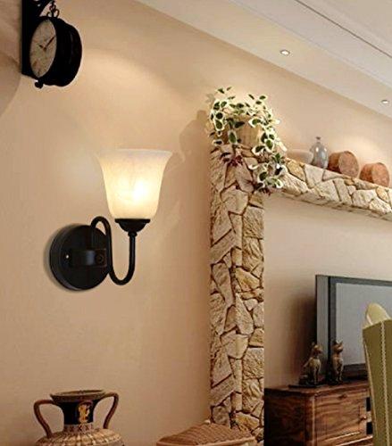Amerikanisches vor Ort Europäische Retro Kreative Villa CRYSTAL Antlers (Oklahoma) Kaffee Restaurant Wand -