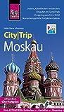 Reise Know-How CityTrip Moskau: Reiseführer mit Stadtplan und kostenloser Web-App - Heike Maria Johenning