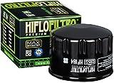 3x Filtro de aceite Piaggio X8 400 i.e. 07-08 Hiflo HF184