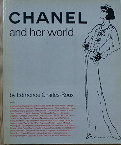 Chanel and Her World par Edmonde Charles-Roux