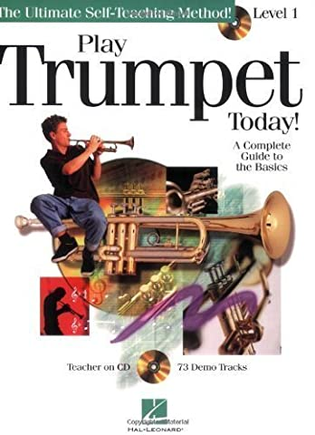 Play Trumpet Today! Beginner's Pack: Book/CD/DVD Pack (Play Today Instructional Series) Pap/DVD/Co Edition by unknown