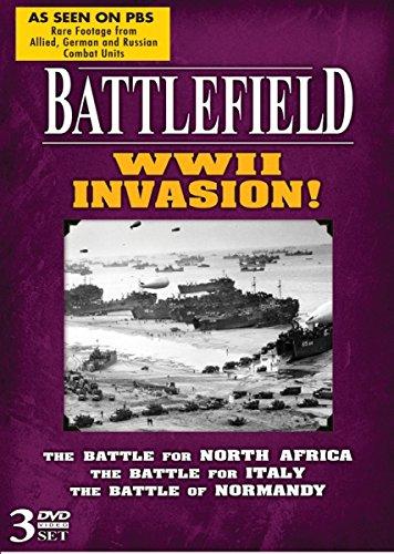 Preisvergleich Produktbild Battlefield: Wwii Invasion (3pc) / (Slim) [DVD] [Region 1] [NTSC] [US Import]