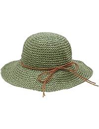 Urban CoCo Women's Wide Brim Caps Foldable Summer Beach Sun Straw Hats