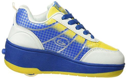 Beppi Casual 2150430, Chaussures de sport garçon Bleu