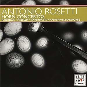 Rosetti:Horn Concertus
