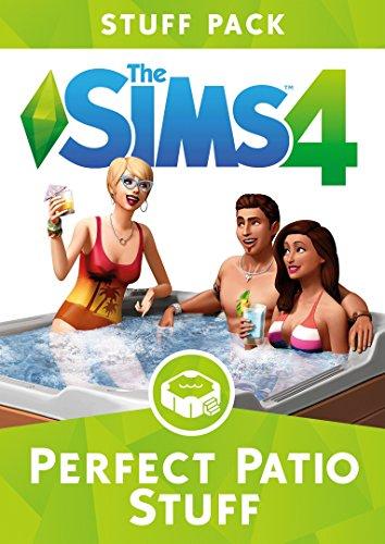 Price comparison product image The Sims 4 Perfect Patio Stuff [PC Code - Origin]
