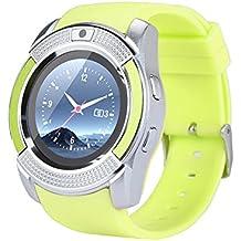 ... smartwatch el corte ingles. Piebo Smartphone Dial Call BT3.0 Reloj Inteligente gsm 2G SIM Phone Mate para iOS