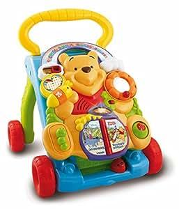 VTech Winnie the Pooh 2-in-1 Activity Baby Walker (9243569)