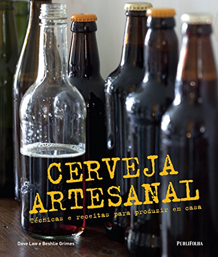 Cerveja Artesanal (Em Portuguese do Brasil)