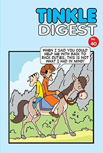 Tinkle Digest  40 (English Edition)
