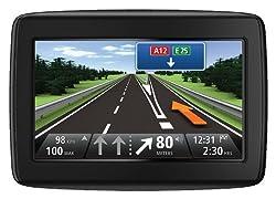 TomTom Start 20 M Central Europe Traffic Navigationsgerät, (Free Lifetime Maps, 11 cm (4,3 Zoll) Display, TMC, Fahrspurassistent, Parkassistent, IQ Routes, Zentraleuropa 19) schwarz