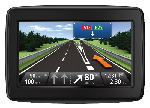 TomTom Start 20 M Europe 22 navigatore 10,9 cm (4.3') Touch screen Fisso Nero 154 g