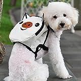 zhou-Haustier, 7035 Haustier-eigener Rucksack Leinentasche Netter Muster-Rucksack groß, Größe: 16 * 16cm ( SKU : Hc6988f )