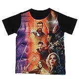 Best Teen Boys - Marvel Avengers Multi T-Shirt for Boys DMA0073 13-14Y Review