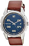 Fastrack Casual Analog Blue Dial Men's Watch, 3124SL02