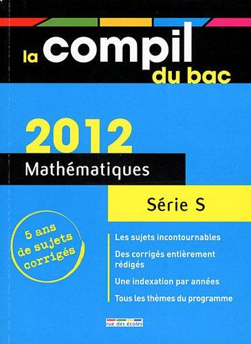 Mathémathiques série S