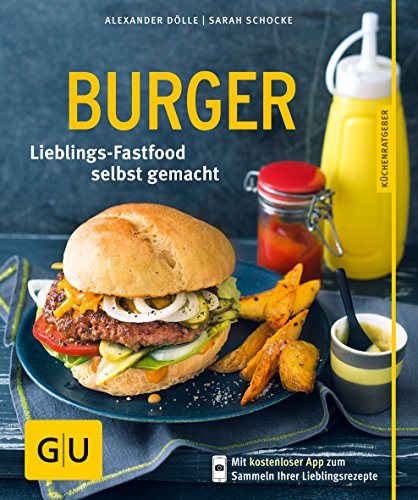 Burger Backpapier, Hamburgerpresse