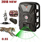 Best Game Cameras - Game Trail Camera No Glow Infrared Night Vision Review