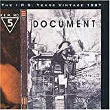 Document [Audio CD] REM