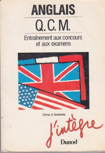 Anglais ; QCM ; première et deuxième langues