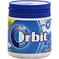 Orbit Chicle Sin Azúcar con Sabor a Menta - 60 grágeas