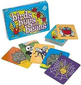 R&R Games R & R Jeux Oiseaux Grains de Bugs et Jeu de Cartes