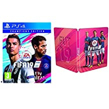 FIFA 19 - Champions Edition including Steelbook (exclusive to Amazon.co.uk) - (PlayStation 4)