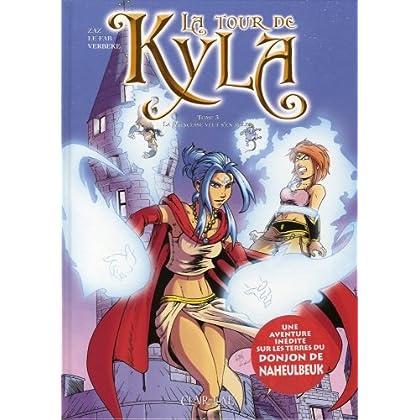 La Tour de Kyla, Tome 3 : La princesse veut s'en mêler