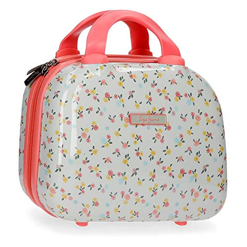 Pepe Jeans Joseline Beauty Case da viaggio 33 centimeters 11.55 Multicolore (Multicolor)