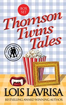 Thomson Twins Tales Box Set (Three Young Adult Short Stories) (Spin-off to CHUBBY CHICKS CLUB) (English Edition) par [Lavrisa, Lois]