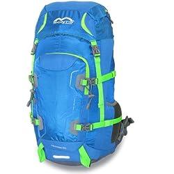 MONTIS AIRSCAPE 36, mochila de senderismo, ruta, trekking y viajes, 36 l