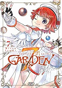 7th garden Edition simple Tome 7