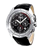 Dolce&Gabbana Herren-Armbanduhr Quarz Analog 3719770178